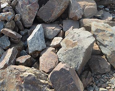 Concrete Asphalt Material